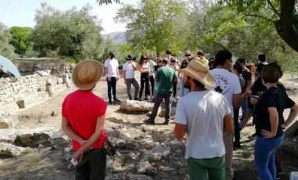 """Riprendono grazie al volontariato gli scavi archeologici a """"Santa Marina"""""""