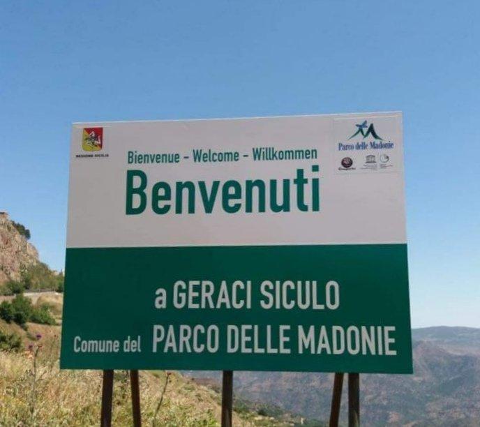 Ente Parco Madonie, completata la segnaletica dopo vent'anni