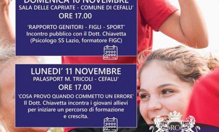 A Cefalù una due giorni dedicata allo sport e psiche