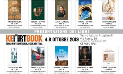 A Cefalù, presso il teatro Artigianelli, il Keartbook