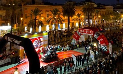 Ha preso il via l'edizione 2019 della Targa Florio Classica