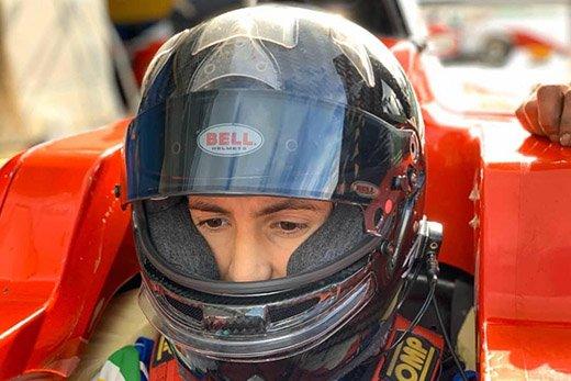 Il palermitano Gabriele Minì è il vincitore del 16° Supercorso Federale Aci Sport Velocità