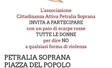 Petralia Soprana aderisce alla Giornata Internazionale contro la violenza sulle donne