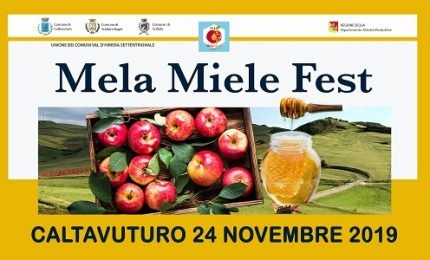 Mela, Miele Fest a Caltavuturo