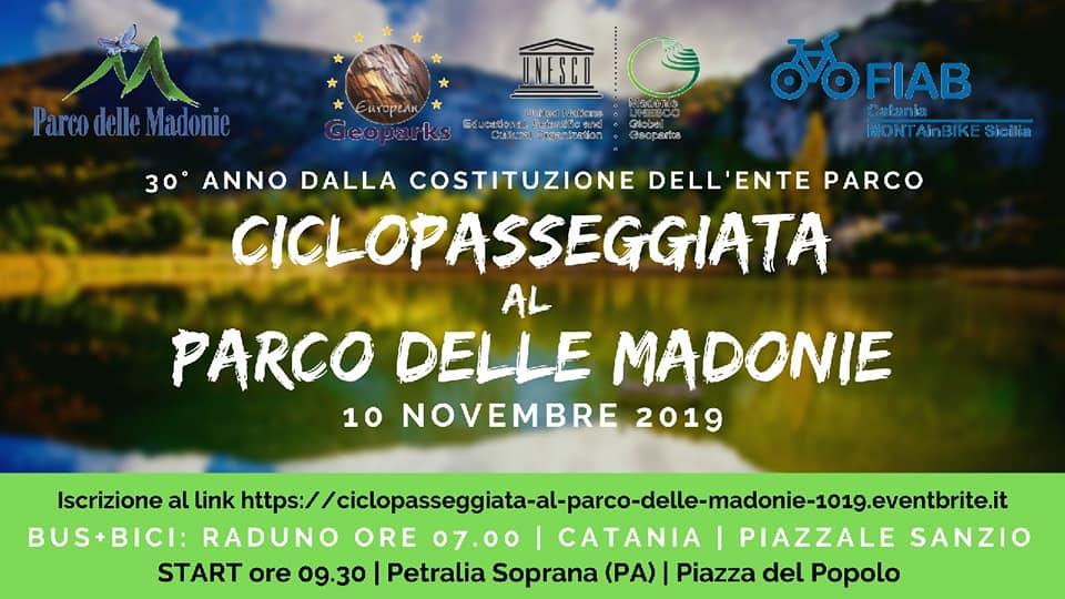 In bici per il Parco delle Madonie, scopri come partecipare