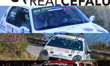 Il Real Cefalù Reparto Corse alla 5^ edizioni del Tindari Rally