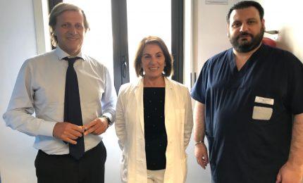 All'ospedale Giglio di Cefalù arriva l'ematologa Rosanna Scimè
