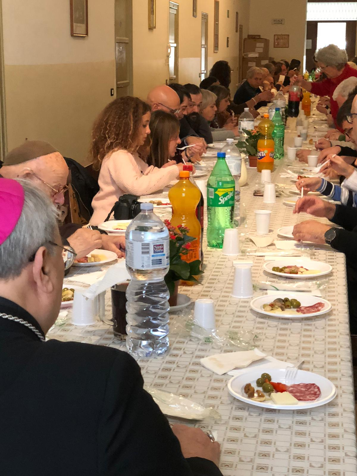 Cefalù, Mons. Marciante a Gibilmanna per la III Giornata mondiale dei Poveri