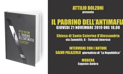 """Verrà presentato anche a Termini Imerese il libro """"Il Padrino dell'Antimafia"""""""