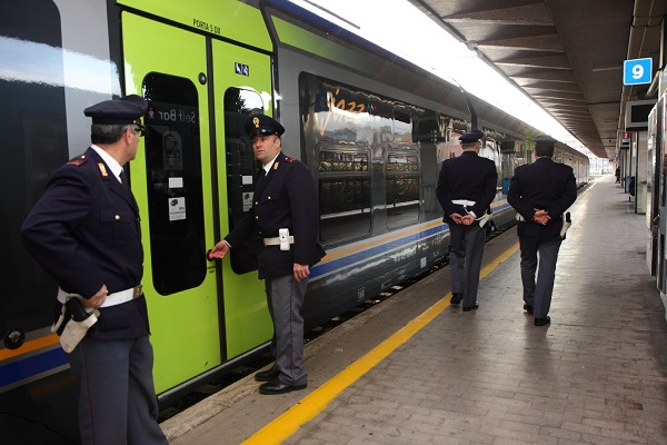 I risultati dell'operazione Rail Safe Day