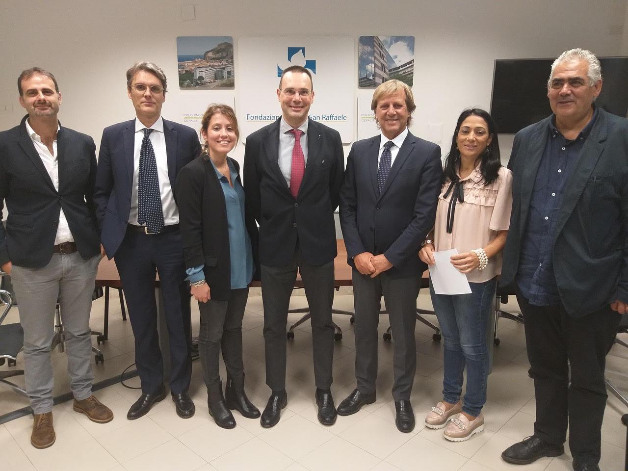 Bartolotta è il nuovo responsabile della radiologia della Fondazione Giglio di Cefalù