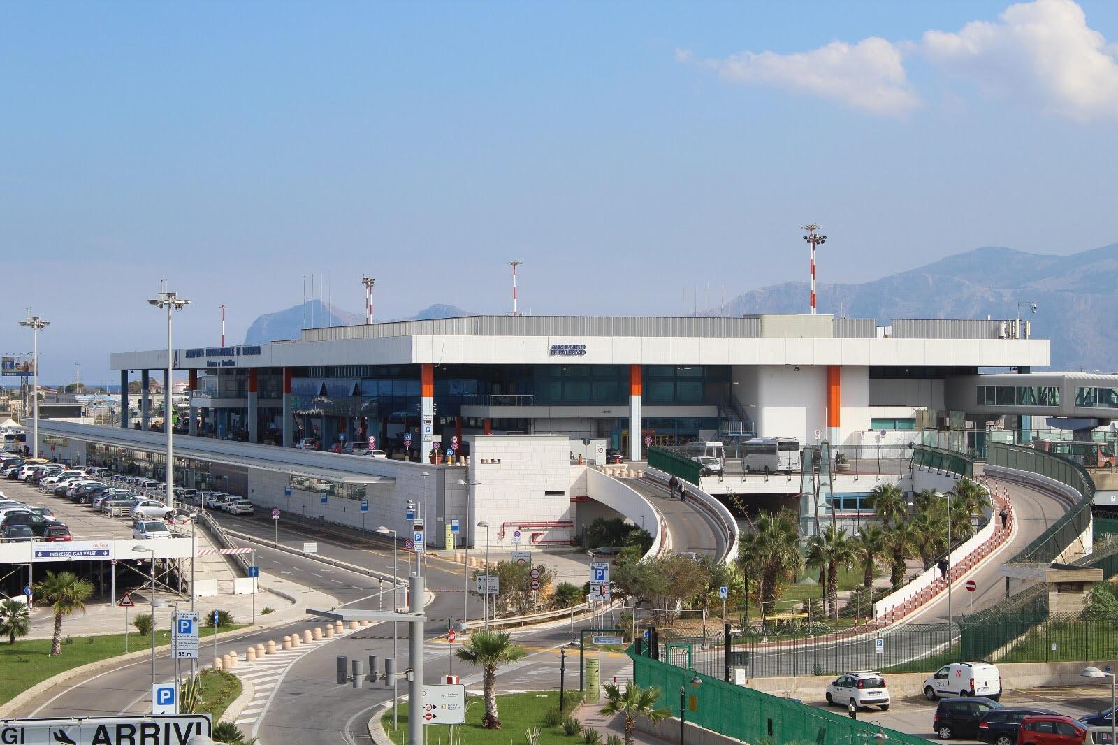 Aeroporto Palermo, 312mila viaggiatori per le feste natalizie