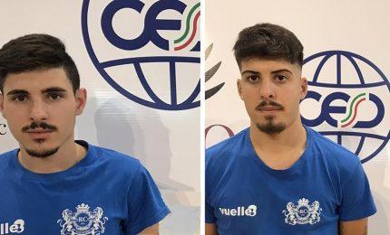 Altri due giovani aggregati alla prima squadra del Real Cefalù Assolympo