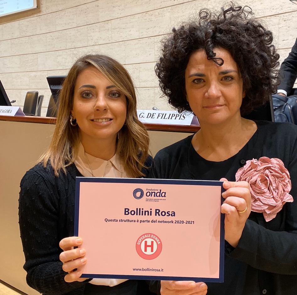 La Fondazione Giglio di Cefalù riconquista il bollino rosa per il biennio 2020-2021
