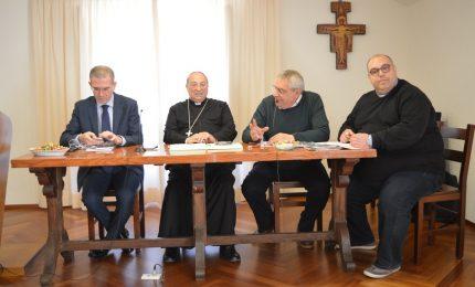 Il Vescovo di Cefalù chiama a raccolta a Gibilmanna i sindaci del comprensorio