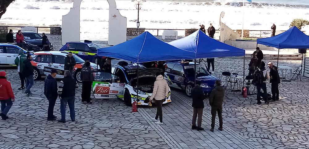 C'è tanta Sicilia al Rally di Sperlonga