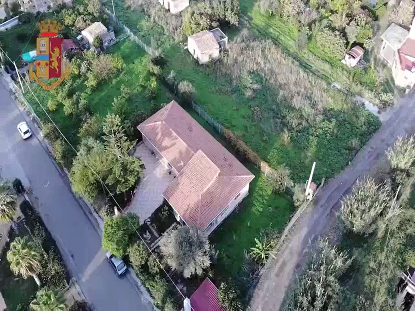 La Polizia di Stato chiude una casa di riposo abusiva a Campofelice di Roccella