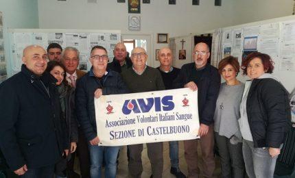 Incontro tra le delegazioni Avis di Castelbuono e Partanna