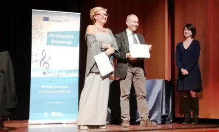 Un riconoscimento per l'istituto comprensivo di Petralia Soprana