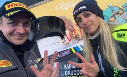 La Sicilia sul podio al Rally di Sperlonga
