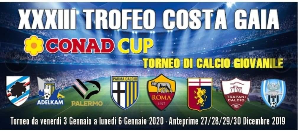 Trofeo Costa Gaia, ai nastri di partenza anche lo Sporting Cefalù