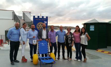 Il Rotary Club di Termini Imerese dona l'ecografo portatile all'ambulatorio PICC dell'Ospedale Cimino