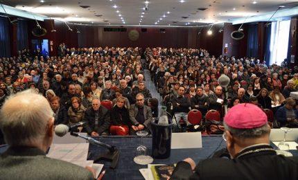 A Cefalù grande partecipazione per l'assemblea diocesana