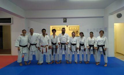Soddisfazioni per il karate cefaludese