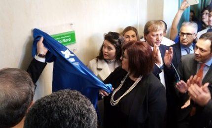 Il presidente della Regione Musumeci ha inaugurato i nuovi laboratori di emodinamica ed elettrofisiologia del Giglio