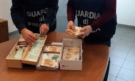 Sequestro di valuta nell'operazione Igea scattata per individuare una truffa ai danni dell'Inps