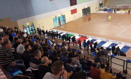 Il Real Cefalù saluta il Palasport Marzio Tricoli