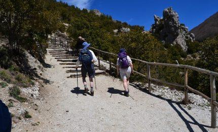 Si avvia il ripristino dei sentieri del Parco delle Madonie