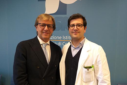 Tumori cerebrali, all'ospedale Giglio di Cefalù l'esame PET-FET