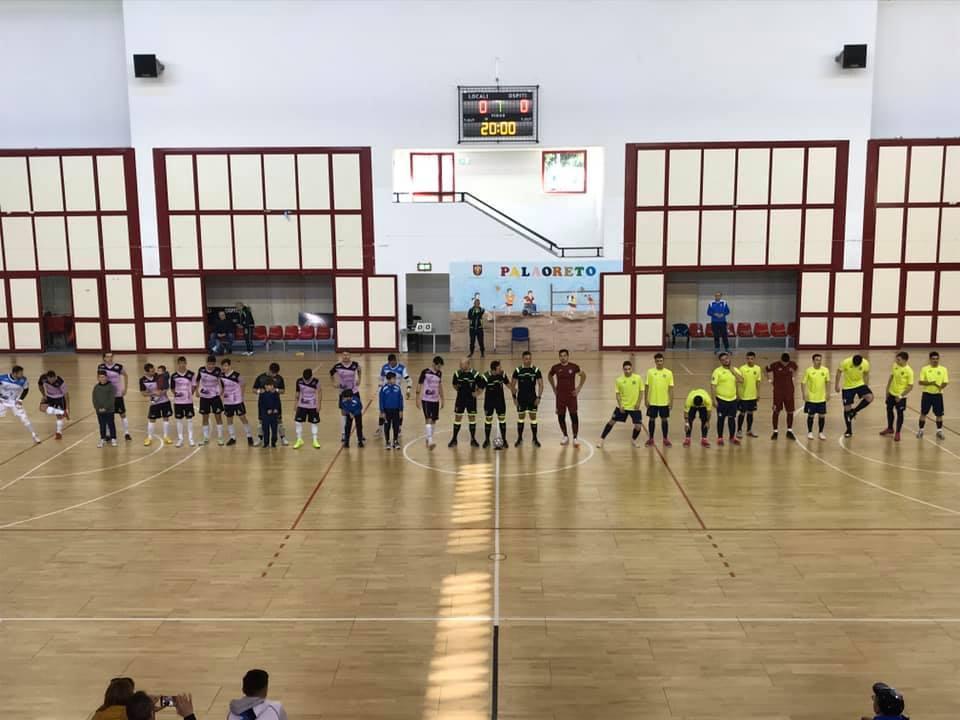 Real Cefalù Assolympo, vittoria e zona tranquilla della classifica