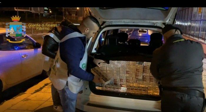 A Palermo continua la lotta al contrabbando di sigarette