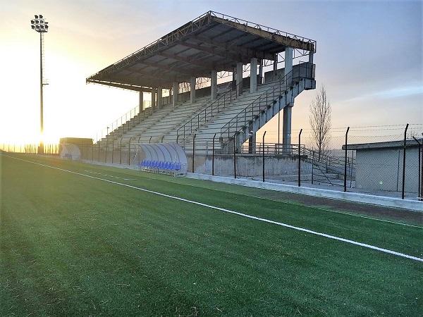 A Petralia Soprana si inaugura una struttura sportiva