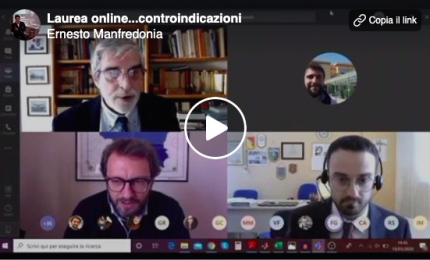 Didattica online, che gaffe studenti e professori