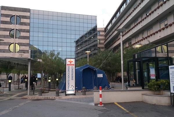 Cefalù Coronavirus, controlli serrati all'Ospedale Giglio: almeno un caso di sospetta positività