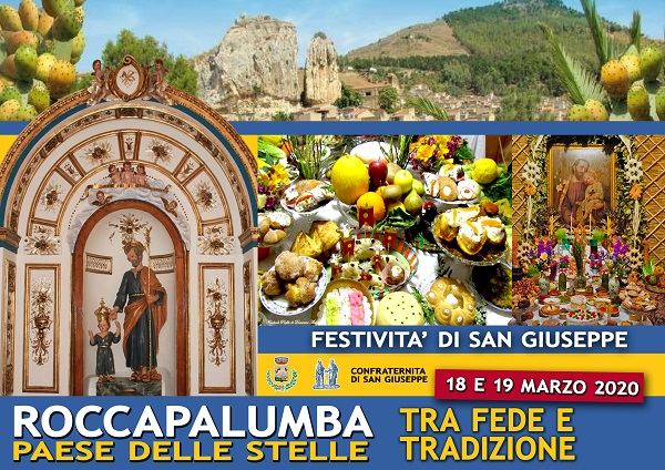 Roccapalumba si prepara per i festeggiamenti di San Giuseppe