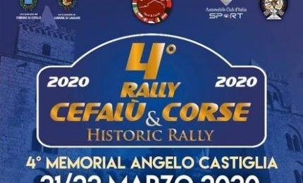 Cerca una nuova data il Rally Cefalù Corse
