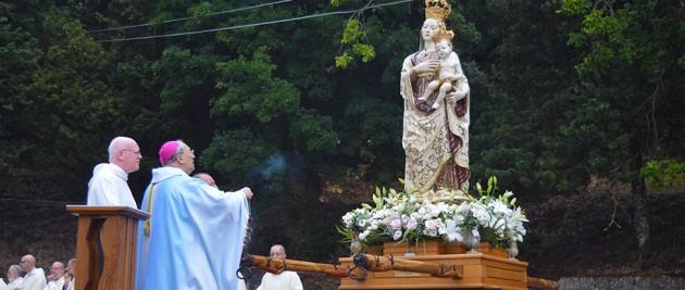 Coronavirus. Il Vescovo Marciante affida la Diocesi alla Madonna di Gibilmanna