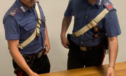 Carabinieri Compagnia Cefalù: fermato con 180gr di marijuana