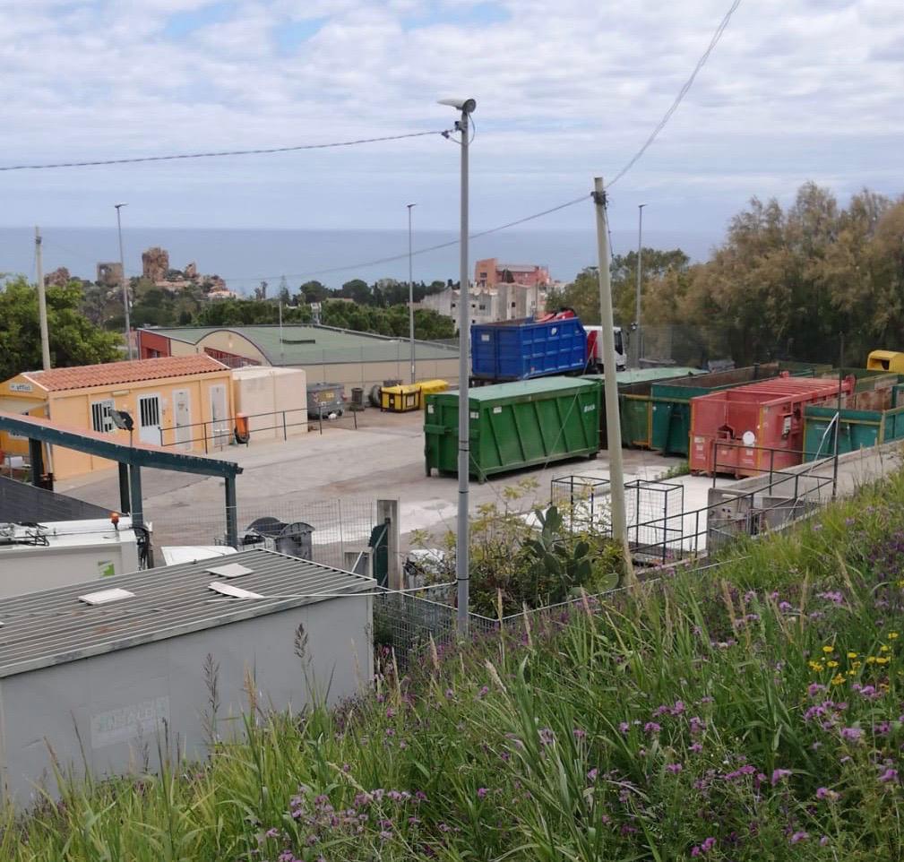 Cefalù, riapre il Centro raccolta rifiuti di contrada Caldura: ecco orari e tipologie rifiuti conferibili