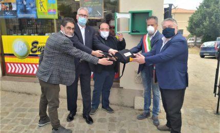 Parco delle Madonie: installato un defibrillatore a Madonnuzza (Petralia Soprana)