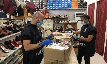 Prodotti sprovvisti marchio CE e non sicuri: maxi sequestro della GdF a Termini Imerese