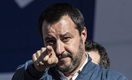 Matteo Salvini per la prima volta a Cefalù, ed è subito 'revanchismo anti lombardo'