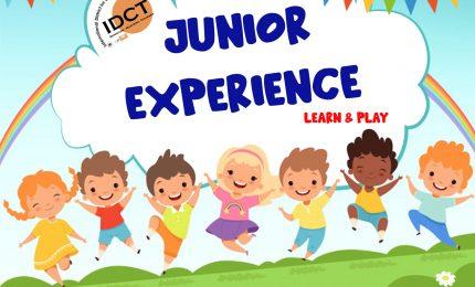 """Cefalù pensa ai più piccoli: nasce il laboratorio """"Junior experience - Learn & Play"""""""