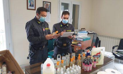 Guardia di Finanza, Petralia Soprana: sequestrata una tonnellata di beni ortofrutticoli a due venditori ambulanti