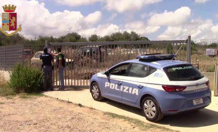 Cefalù, Polizia di Stato scopre discarica abusiva: denunciato il proprietario (FOTO E VIDEO)