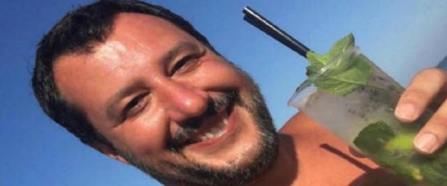 Salvini a Cefalù e quelle buone abitudini andate via assieme alla prima repubblica